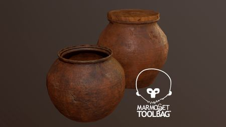Medieval Cooking Pots