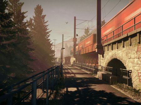 Viaduct Walkway