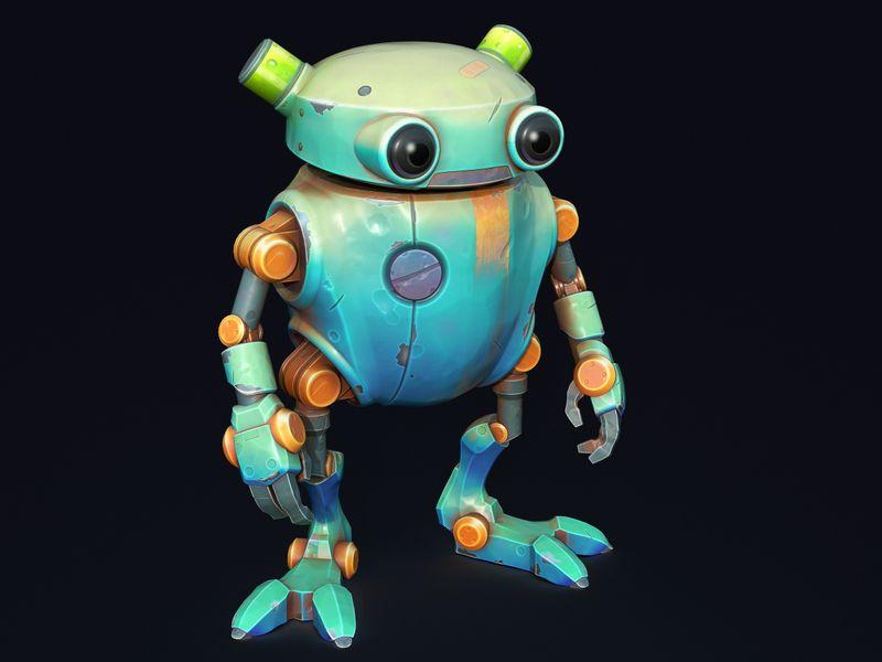 Eddie Robot