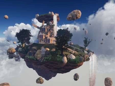 Stargazing Island - Dev Diary