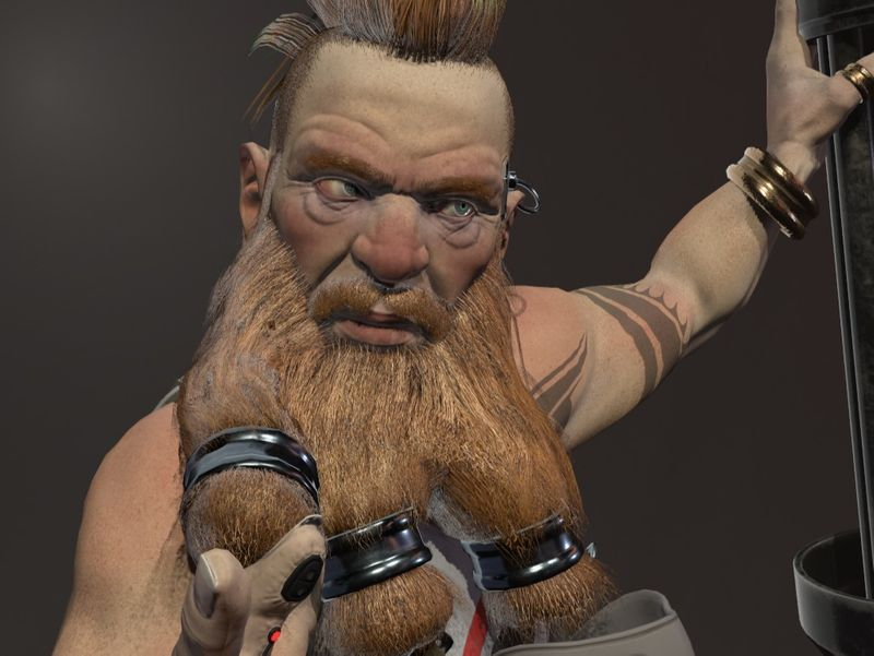 Gunner Dwarf Reposted