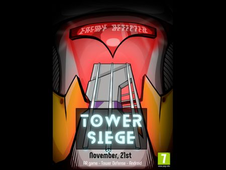 Tower Siege: Android AR Game