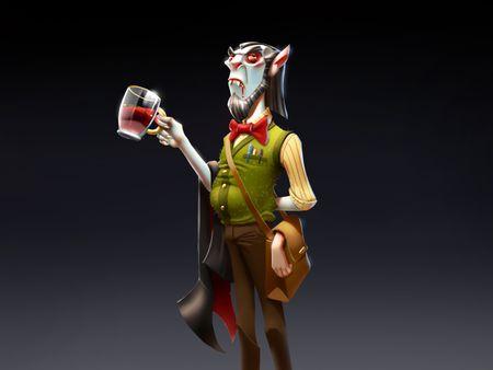 Professor Redbourne