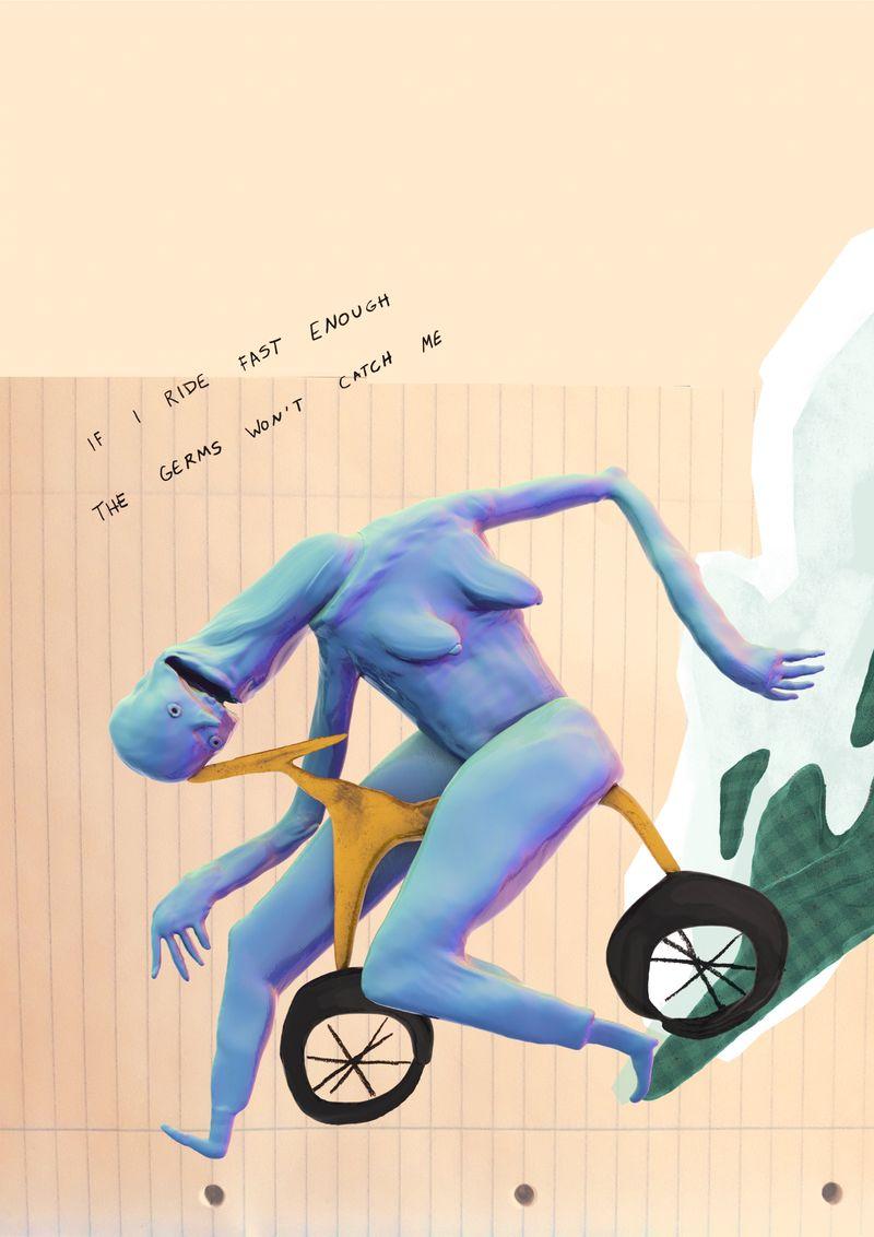 Funky Illustration