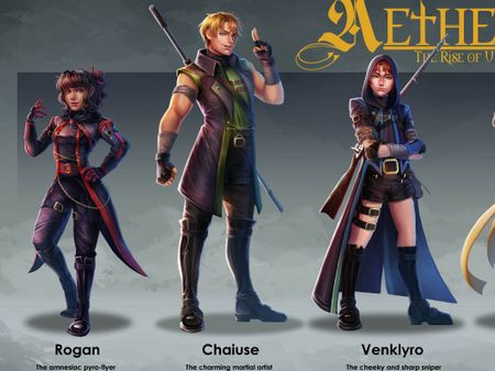 Aetherius: The Rise of Uqacia
