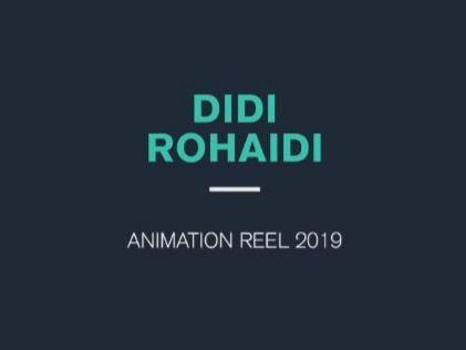 Didi Rohaidi Animation Demoreel 2019