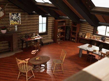 PROJECT : UNREAL ENGINE 5 : CABIN