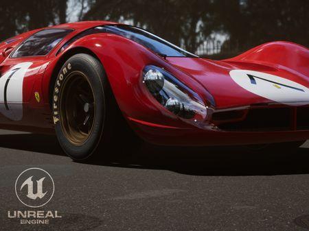 Ferrari 330 P4 (1967) - UE4