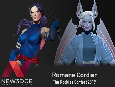 Romane Cordier - The Rookies Awards 2019 Entry