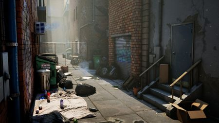 Outcast Alley