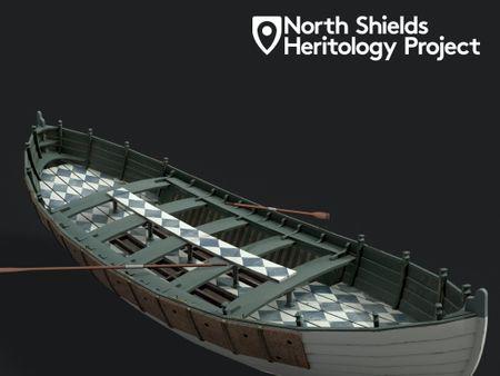 Greathead Lifeboat - 1790