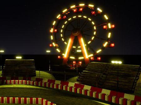 Ferris Wheel Rallycross Track