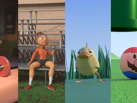 Rossana Diez - 3D Animation and CG Generalist Portfolio