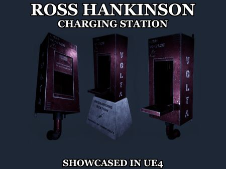 Charging Station (Prop for future Environment)