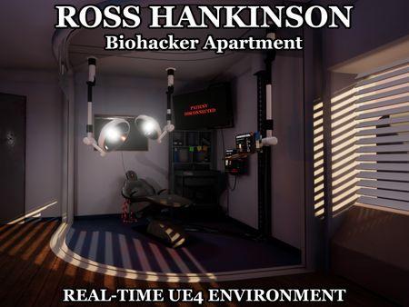Biohacker Apartment - Technical Art Experiment