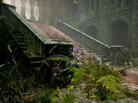 Fantastic Greenhouse
