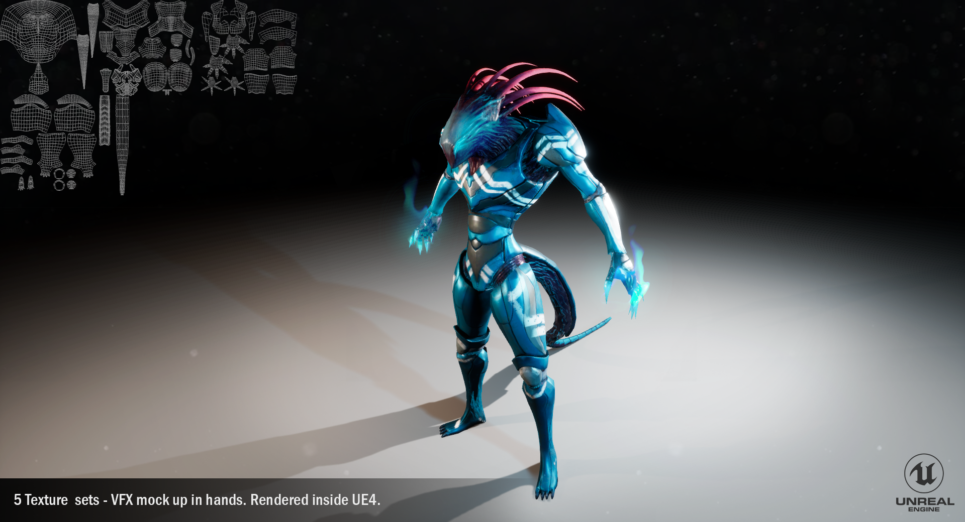 Creature and Character Artist - DU   The Rookies