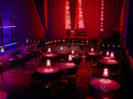 Vampiric Cabaret: Main Room #1