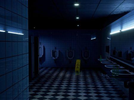 Vampiric Cabaret: The Restroom #2