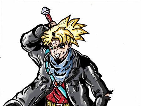 Reiji the warrior of the future