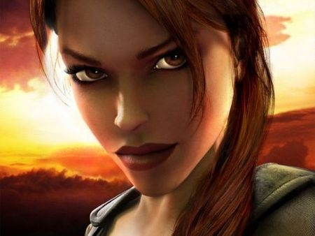 Remaking of Lara Croft from Tomb Raider Legend
