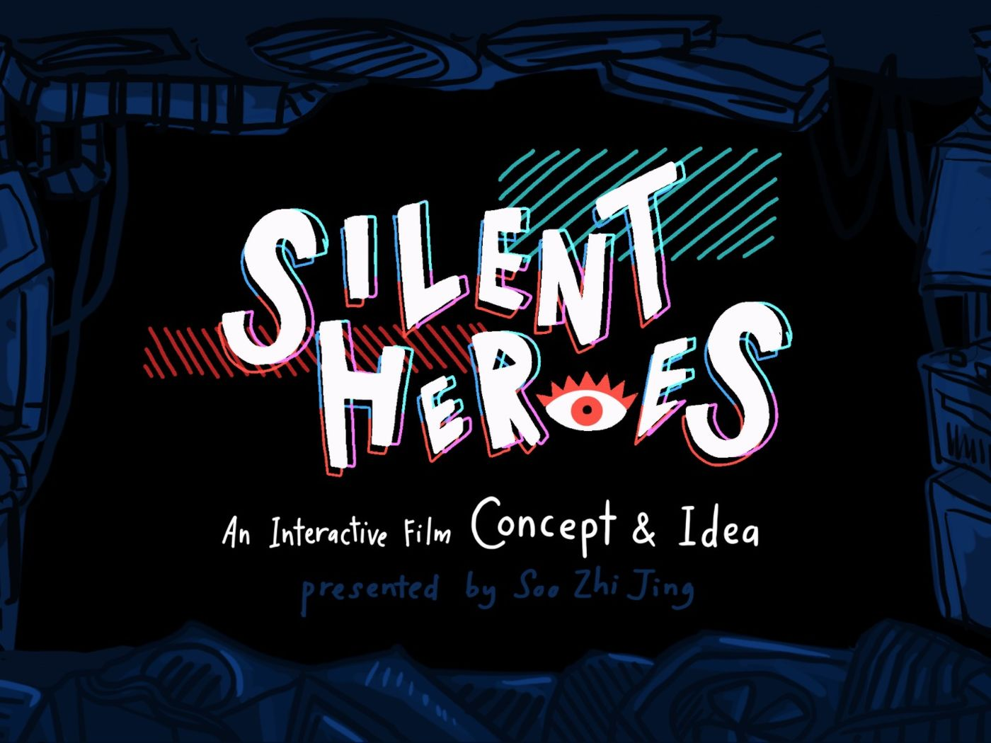 Silent Heroes - An Interactive VR Film
