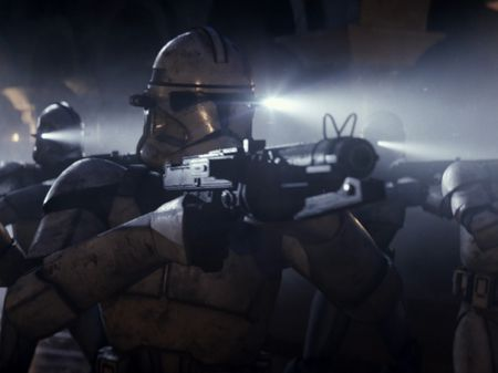 Star Wars: The Amethyst Blade Cinematic