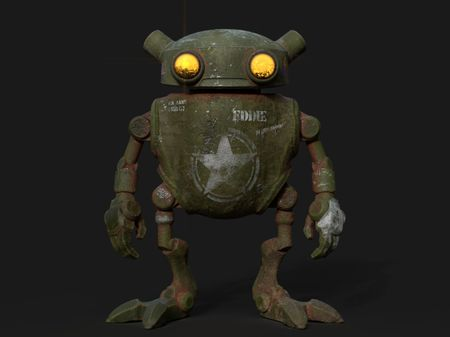 Texturing Challenge - Substance Painter