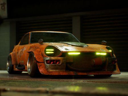 240Z - Drifter