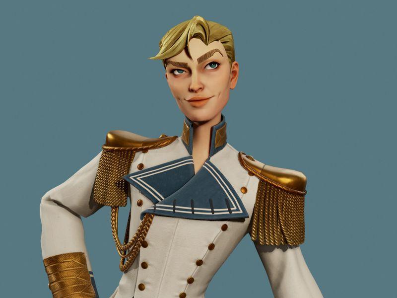 Admiral Tenoh