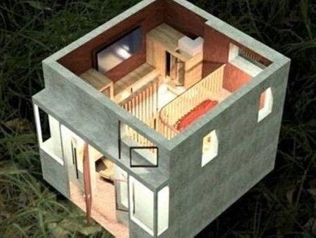 5*5*5 Bunker Room