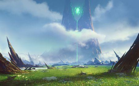 Fantasy game environment