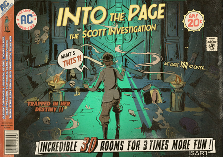 INTO THE PAGE: THE SCOTT INVESTIGATION