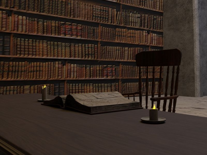 The Akashic Library