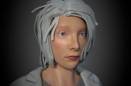 Female Character Creation