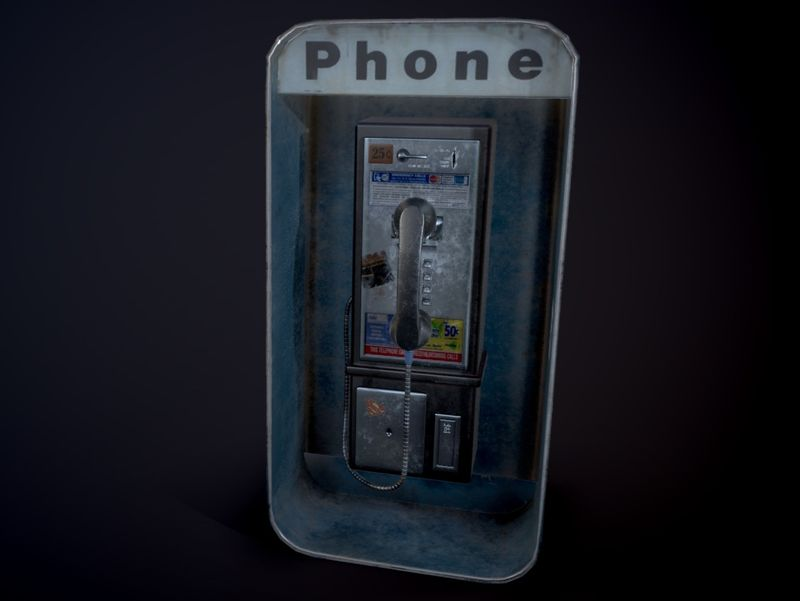 Real-Time Pay Phone
