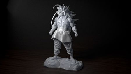 Dragonball Z Sculpt