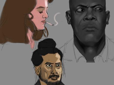 Portrait Practice 2