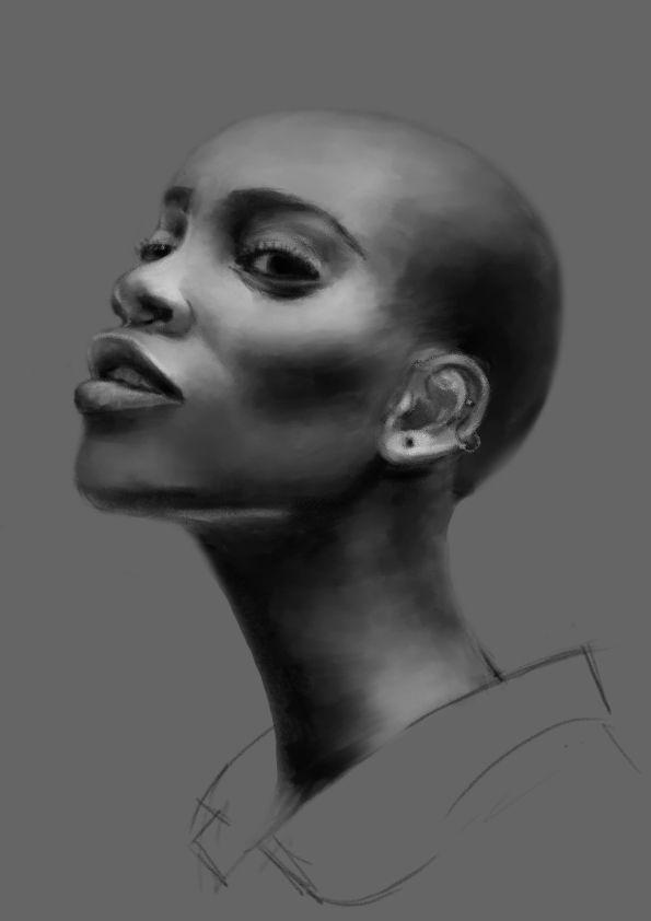 Portrait Practice 5