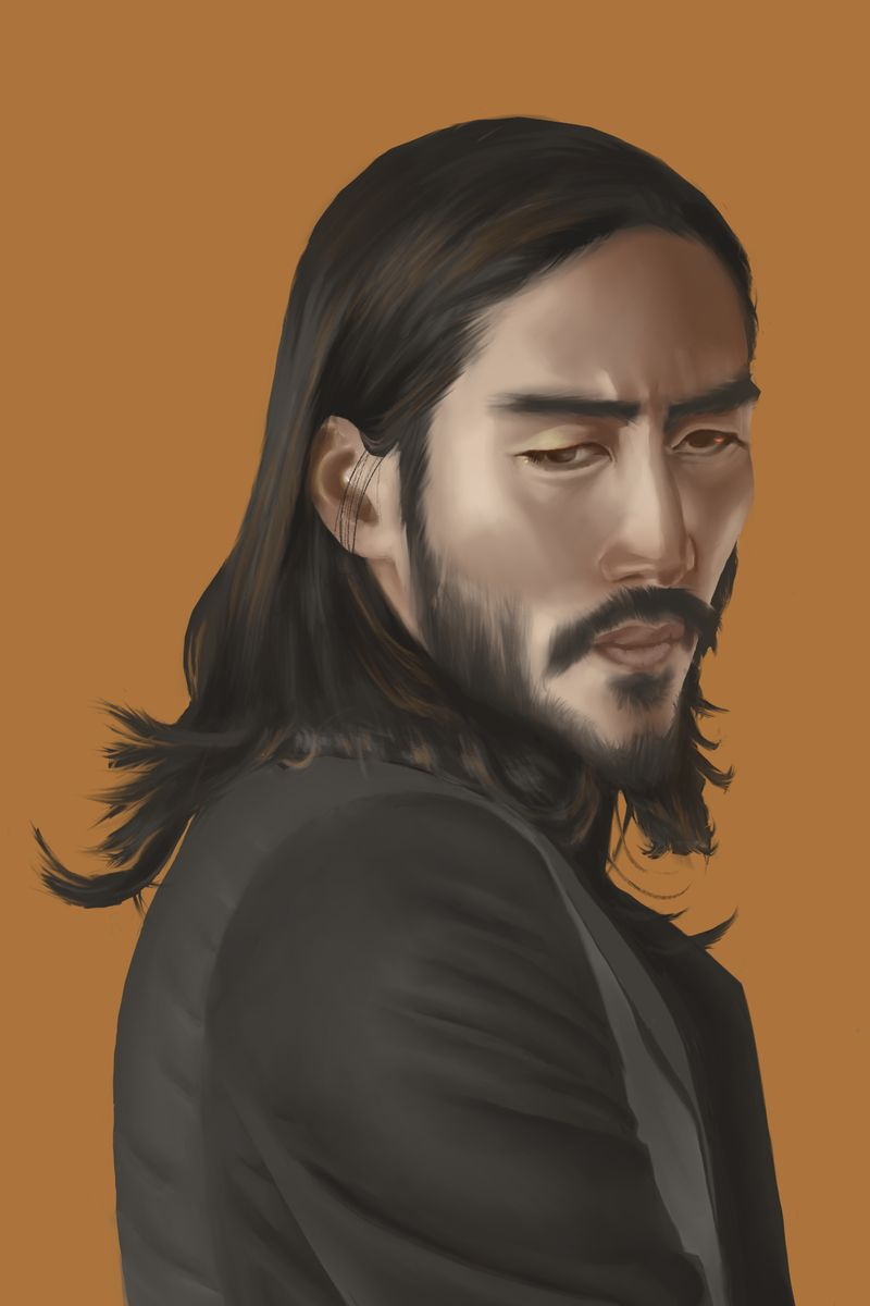 Portrait Practice 8