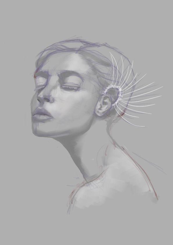 Portrait Practice 3