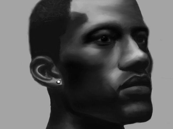 Portrait Practice 6