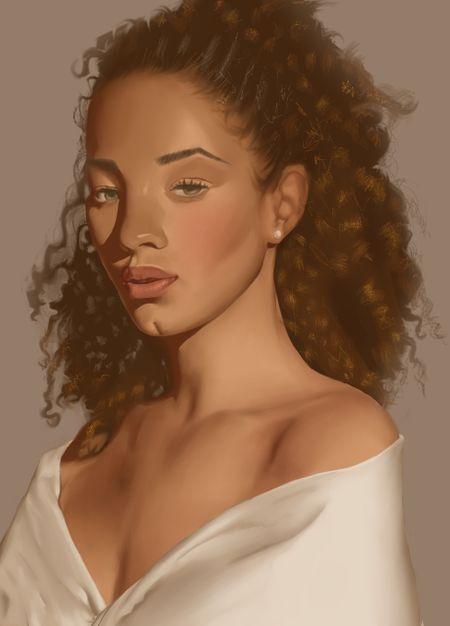 Portrait Practice 7
