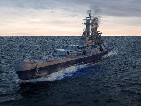 USS Washington recreation