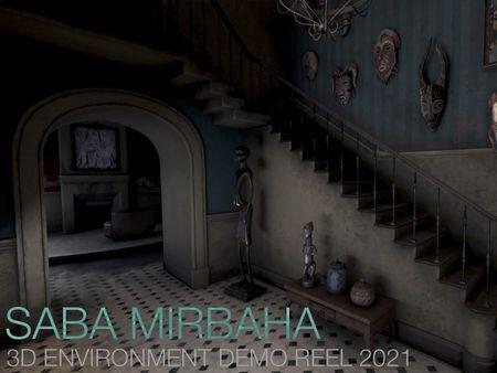 3D environment Demo Reel 2021
