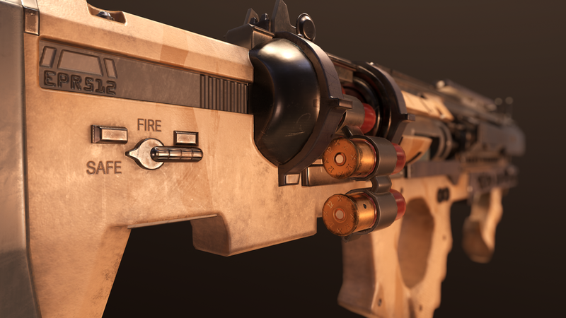 Elijah Armory Shotgun