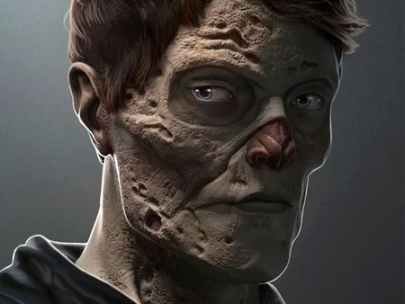 Character Design: Mason Denver