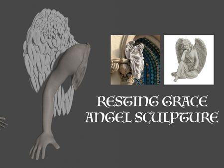 Angel Sculpture
