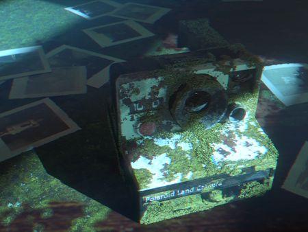 Polaroid 1000 Timelapse