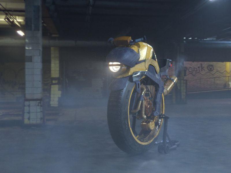 Vehicule - Motorcycle